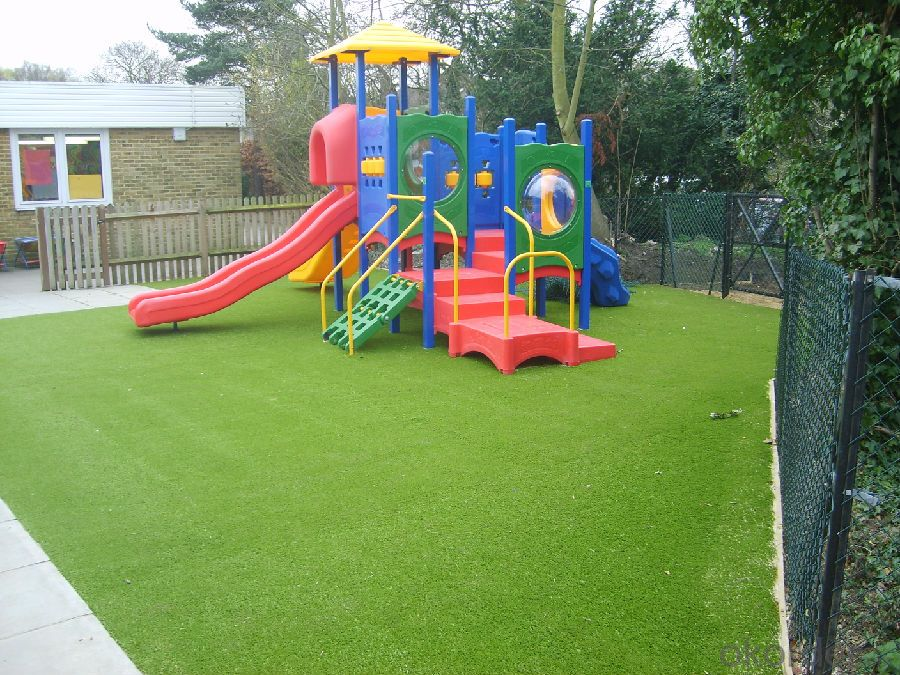 Pratable Grass Thick  Artificial Green Turf