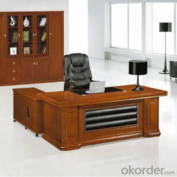 Office Boss Table with Excellent Surface Finishing