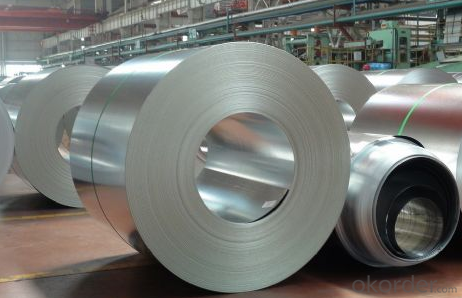 Galvanized Steel Coil  Hot Dipped regular spangle CNBM