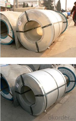 Galvanized Steel Coil  Bending and profiling quality CNBM