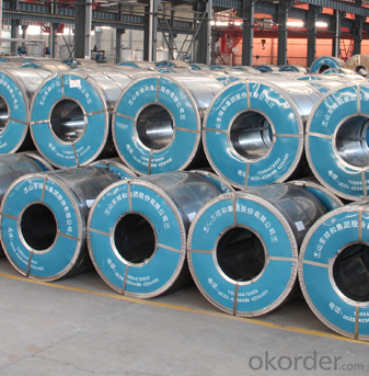 Galvanized Steel Coil Hold Rolled Structural Steel ASTM A653 CNBM