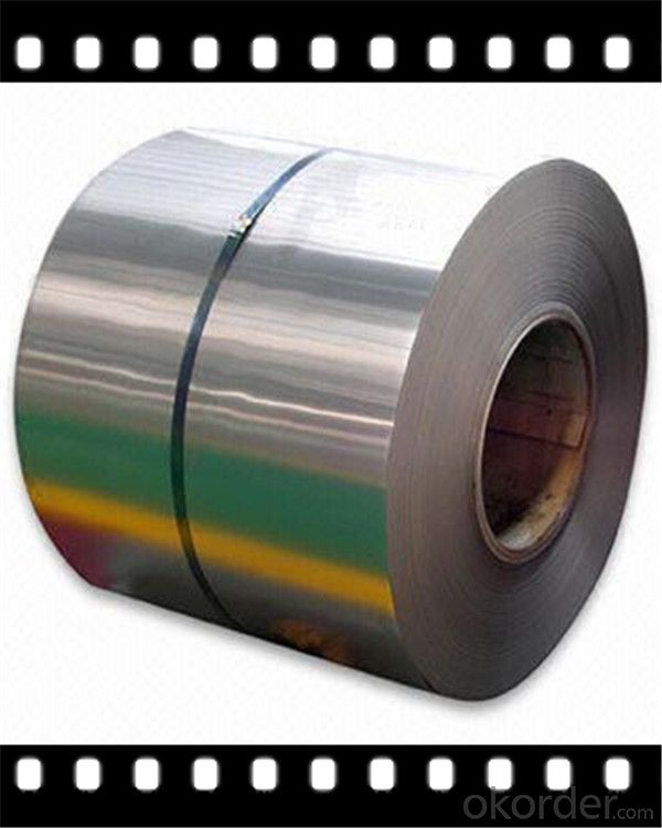 ASTM 430 Cold Rolled Stainless Steel Coil CNBM