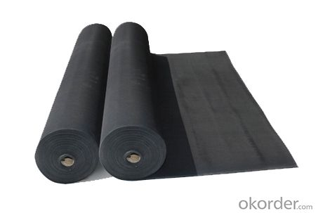 EPDM Coiled Rubber Waterproof Membrane for Ponds