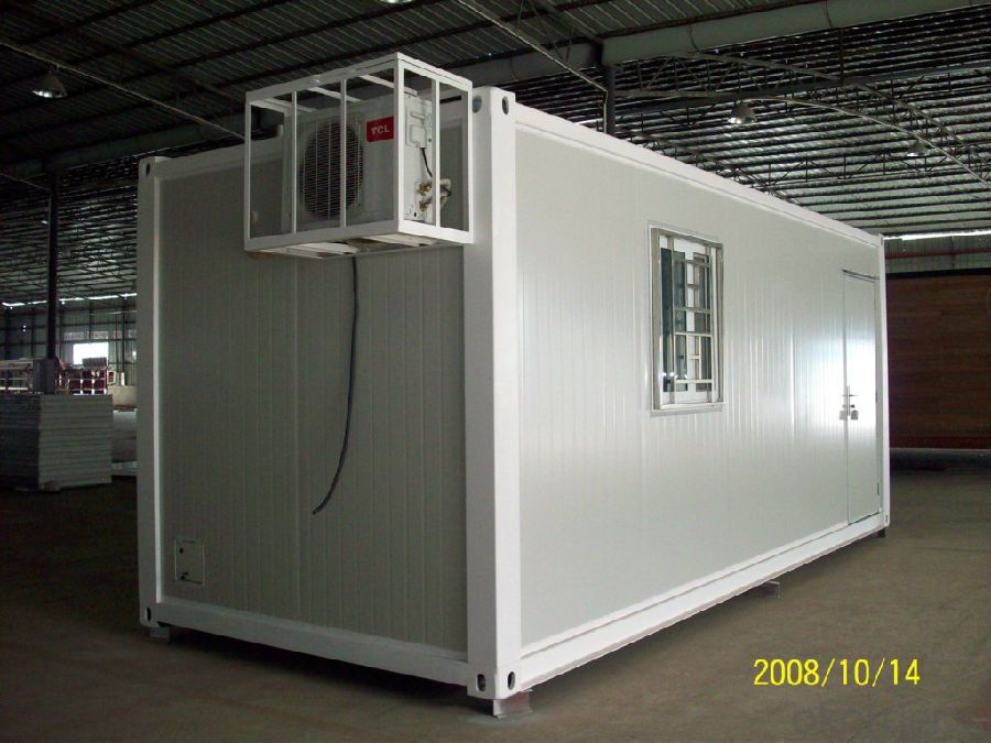 Container House Container Cabin Container Home 20ft Standard Container House at Low Cost