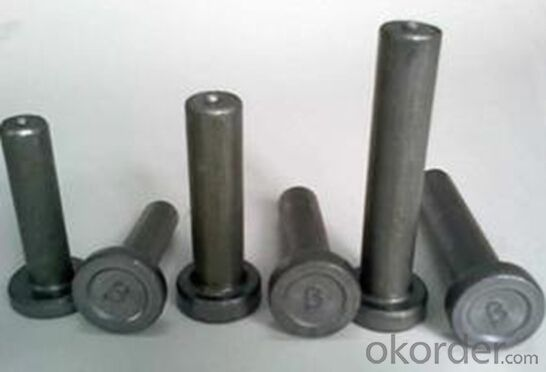Round Head Carbon Steel Shear Stud for Construction