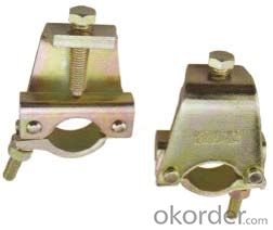 Girder/Beam Coupler for Scaffolding and Formwork System