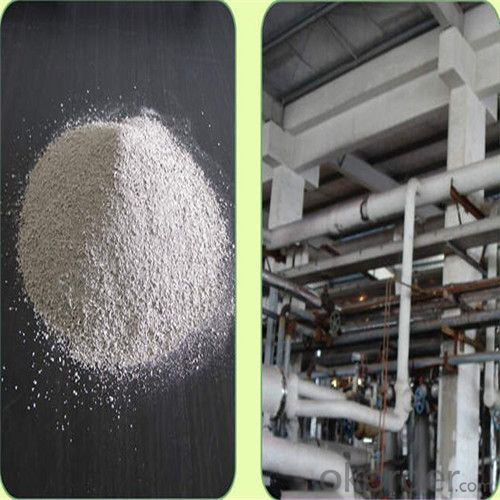 Micropores Insulation Materials for Smelter