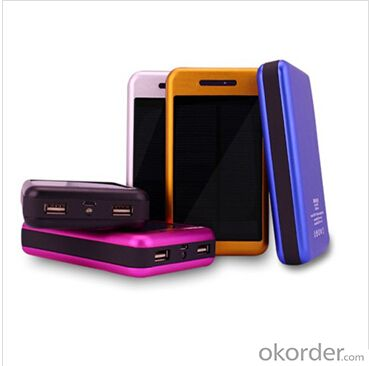 Solar Charger--Portable Mobile Phone For Mobile