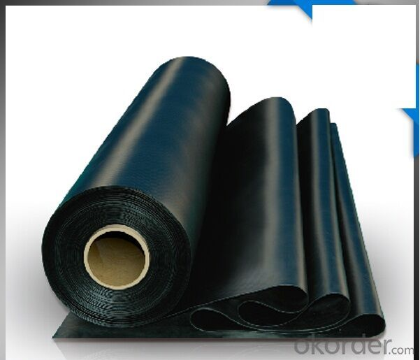 EPDM Rubber  Waterproof Membrane for Thickness1.2mm/1.5mm