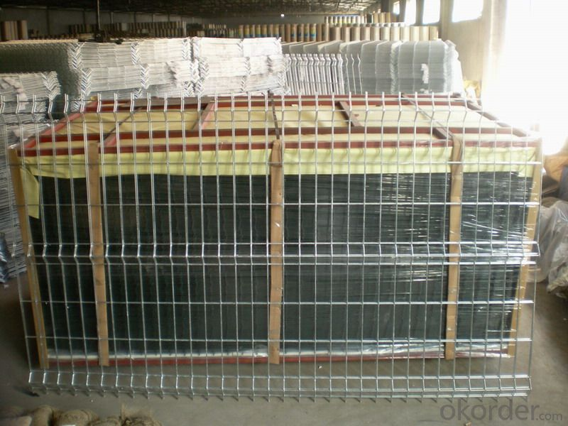 Powder Coated Metal For  Wire Mesh Fence