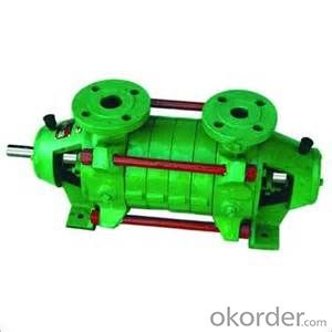 Low Noise Multistage Centrifugal Pump Big