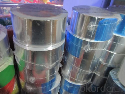 Water  Based  Acrylic Aluminum Foil Tape