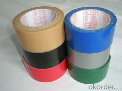 Synthetic Rubber Self-Adhesive Cloth Tape