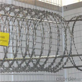 Galvanized and PVC Coated Barbed Wire / Cheap Barbed Wire Real Factory