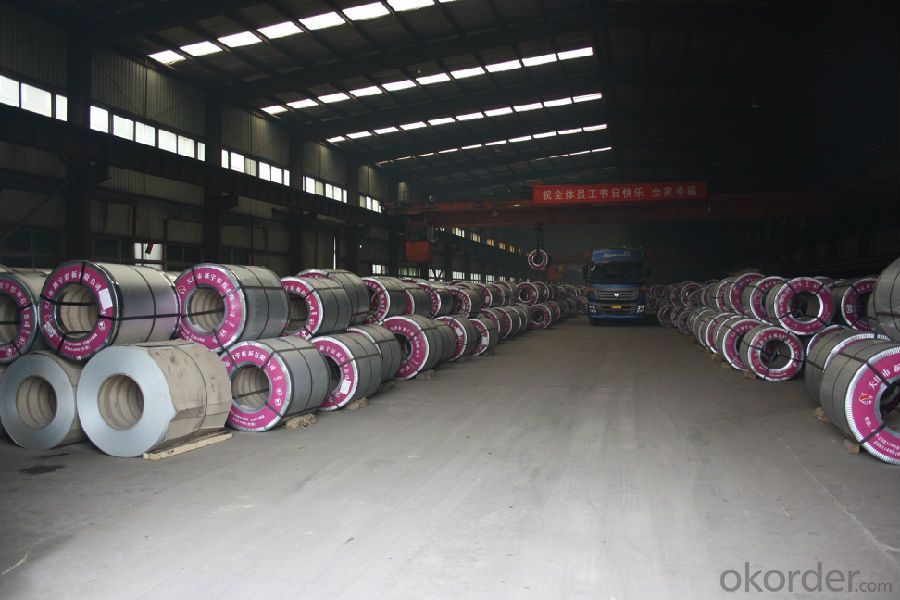 Z47 BMP Prepainted Rolled Steel Coil for Constructions