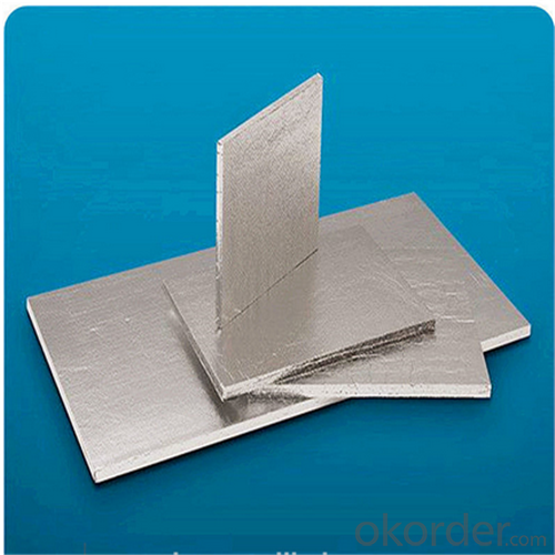 Micropores Insulation  Fireproof Board for Reinforced Transport