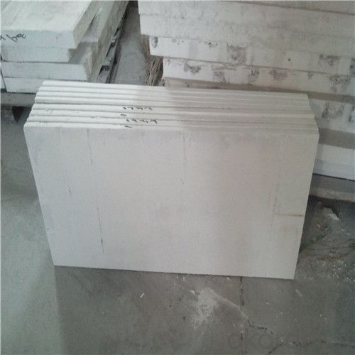 Micropores Insulation  Fireproof Board for Ceramics Industry