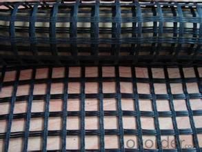 Fiberglass Geogrid With Bitumen Coating or PVC Coating