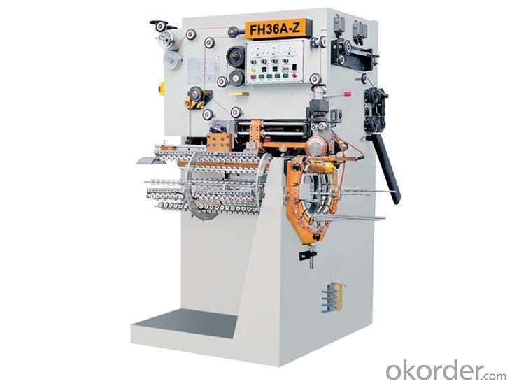 Auto Feeding Seam Welder For Large Metal Cans