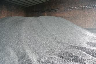 Gas Calcined Anthracite Coal-GCA95 of CNBM in China