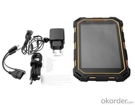 7 inch Waterproof Shockproof Dustproof 3G Android IP67 NFC Rugged Industrial Tablet