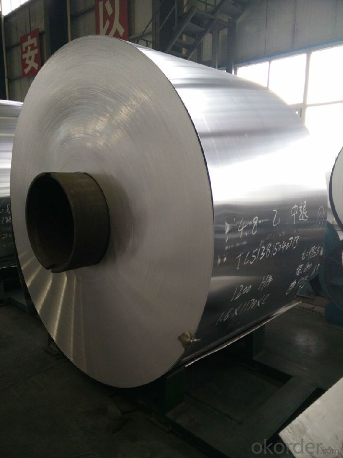 Roll of Aluminum 3003 H14 /1100 H14