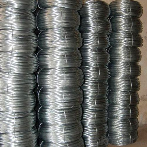 Electro-Galvanzied Wire with Good Price and High Quality
