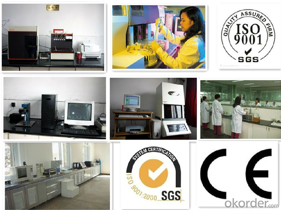 Factory Directly sale of Calcium Carbide with  SGS TEST