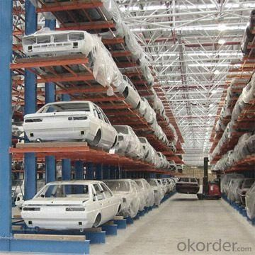 Cantilever Type Racking System for Warehouse