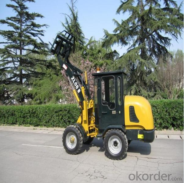 Wheel Loader China Machinery
