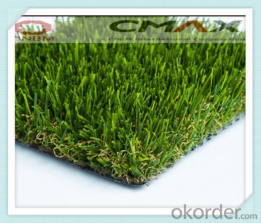 Synthetic Grass On Sport Filed MADE IN CHINA with CE
