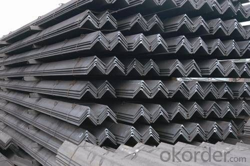 Hot Rolled Steel Angles with High Quality