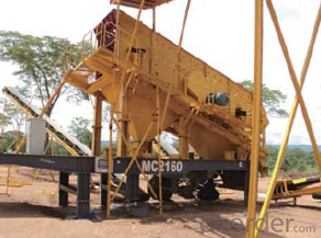 Jaw Crusher Series Mobile Crusher Station