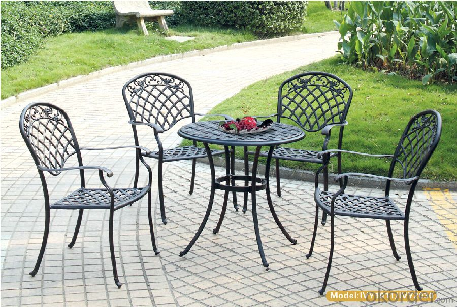 CMAX-CS0012CQT New Design Fashion Outdoor Casting Sets