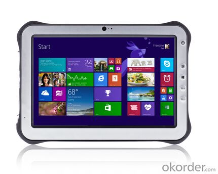 Rugged  Windows Tablet PC 10.1 inch IP65  Wifi Only Waterproof Shockproof Dustproof Android 3G