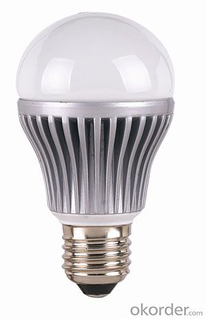 waterproof LED bulb light, 850Lm, CRI80, 60W incandescent replacement, UL