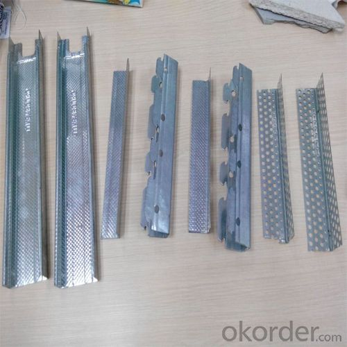 Drywall Angle for Metal Building Materials