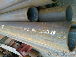 Seamless Carbon Steel Pipe API 5L For Oil Application