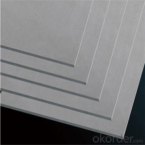 Calcium Silicate Board with Best Quality Standard Size