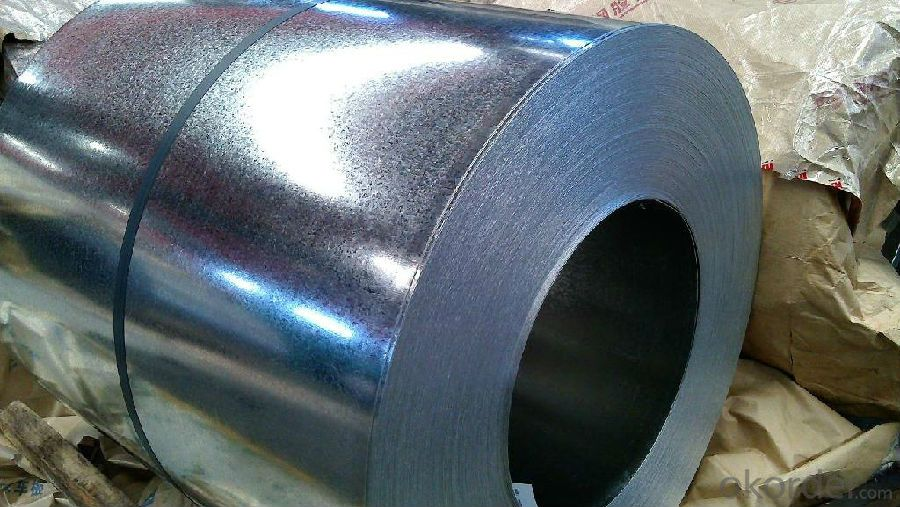 Hot-dip Zinc Coating Steel with Our Best Quality in China