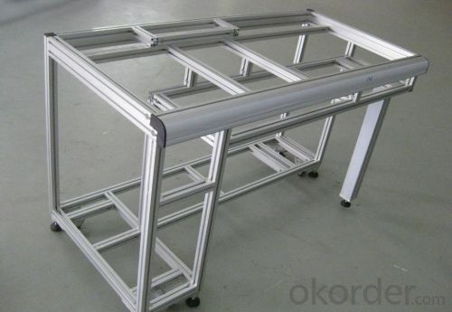 Aluminum Window and Door Frame and Profile