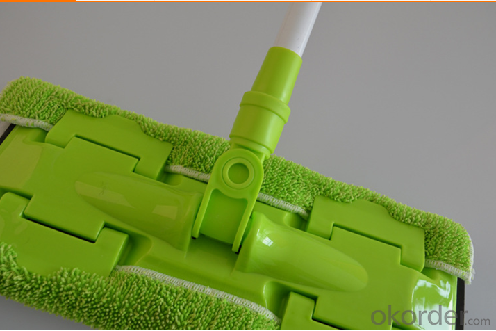 2015 new products multi-function microfiber flat mop for Home