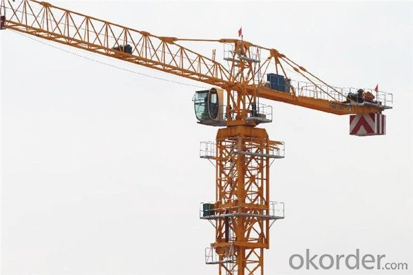Tower CranesSelf-ascending  QTZ100(6013)