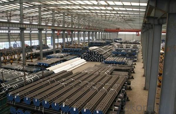 Carbon Steel Seamless Pipe For Steel Stuture Application