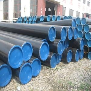 Supply Seamless Steel Pipe API Certificate