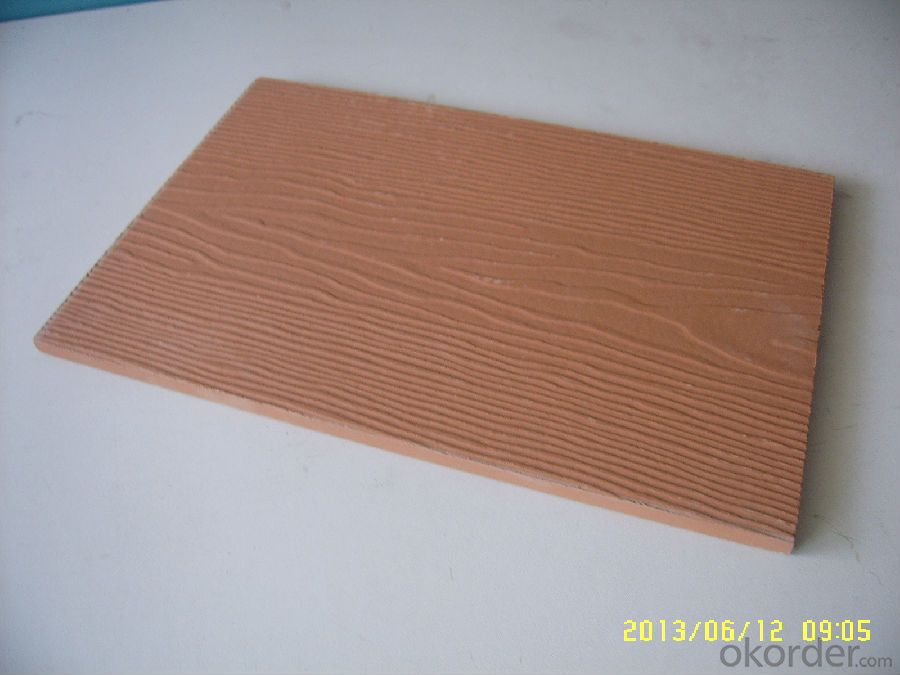 Fiber Cement Board in The Best Quality for Outdoor