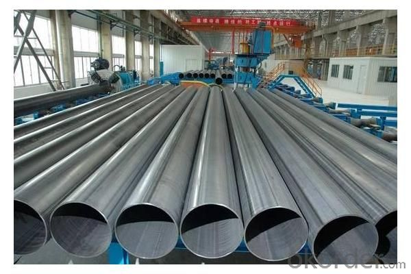 carbon seamless steel pipe/ASTM A53 Grade B Seamless Pipes from okorder.com