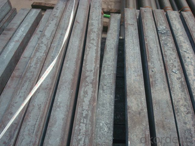 Steel Billet/Bloom Manufactured by Continue Casting Blast Furnace
