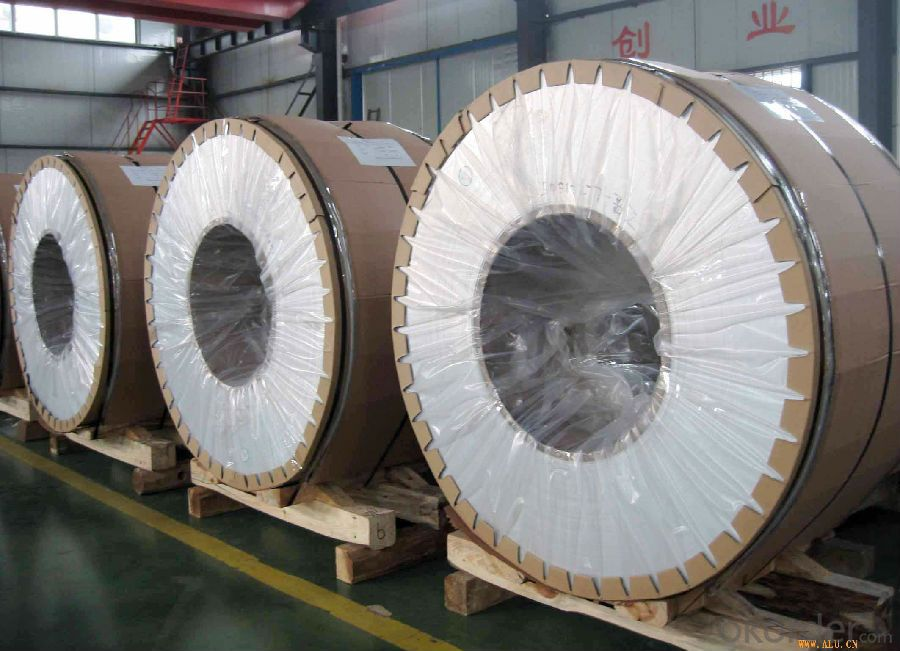 AA1100 Aluminum Coils used on Construction