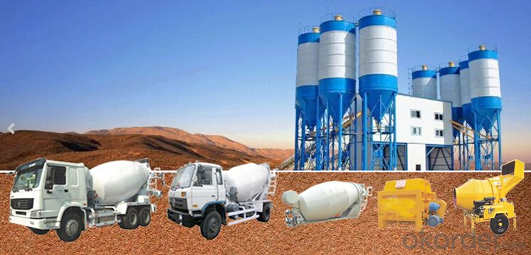 6 Cubic Meters  Concrete Mixer Truck Drum